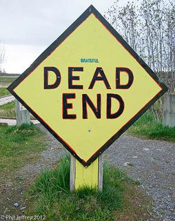Grateful Dead End
