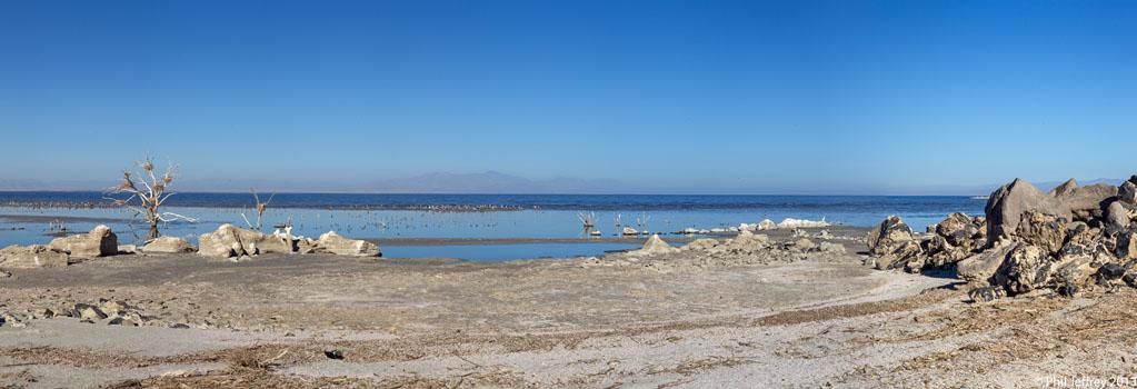 Salton Sea panorama