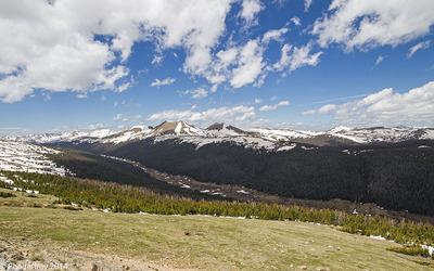 Trail Ridge Drive, Rocky Mountain National Park